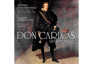VARIOUS - Don Carlos - (CD)
