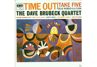 The Dave Brubeck Quartet - TIME OUT - (CD)