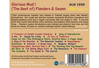 Flanders & Swann - Glorious Mud !-The Best Of Flanders & Swann - (CD)