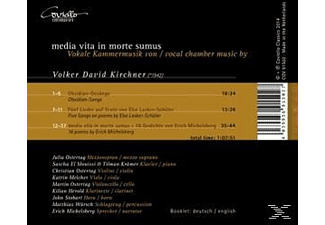 Various - Media Vita In Morte Sumus-Vokale Kammermusik [CD]
