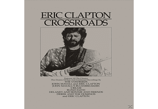 Eric Clapton - Crossroads (New Version) - (CD)