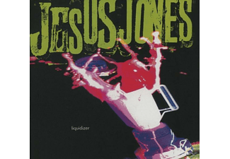 Jesus Jones - Liquidizer (Deluxe Edition) [CD + DVD Video]