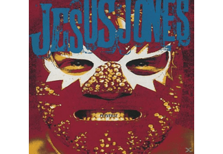 Jesus Jones - Perverse (Deluxe Edition) - (CD + DVD Video)