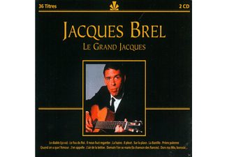 Jacques Brel - Le Grand Jacques [CD]