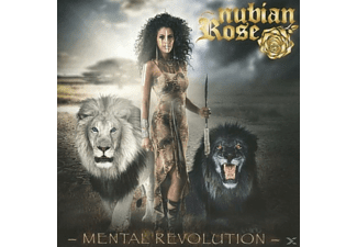 Nubian Rose - Mental Revolution - (CD)
