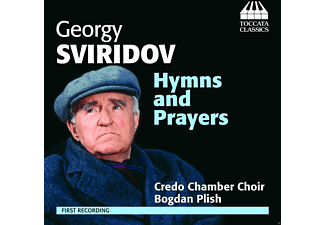 Bogdan Plish - Hymns And Prayers - (CD)