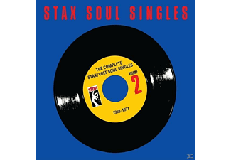 VARIOUS - The Complete Stax/Volt Singles, Vol.2 (Ltd.Edt.) [CD]