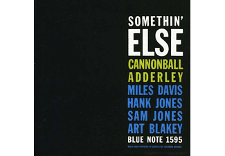 "Julian ""Cannonball"" Adderley - Something Else (CD)"