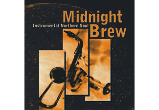 VARIOUS - Midnight Brew - (Vinyl)
