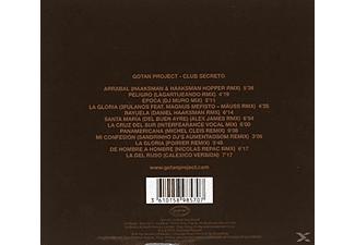 Gotan Project - Club Secreto - (CD)