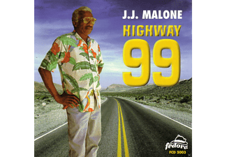 J.J. Malone - Highway 99 - (CD)