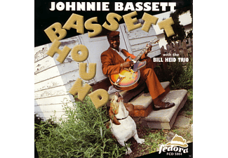 Johnnie Bassett - Bassett Hound - (CD)