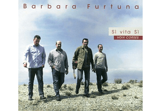 Barbara Furtuna - Si Vita Si - (CD)