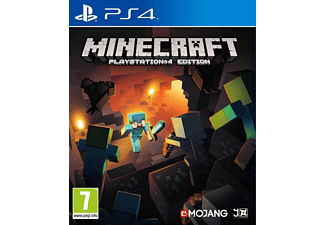 SONY EURASIA Minecraft PlayStation 4