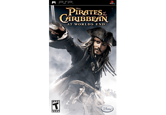 BEC MOBIL Pirates of the Caribbean: At World's End PSP