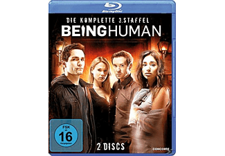 Being Human - Staffel 3 - (Blu-ray)
