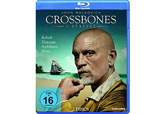 Crossbones - Staffel 1 - (Blu-ray)
