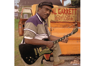 Al Garrett - Out Of Bad Luck - (CD)