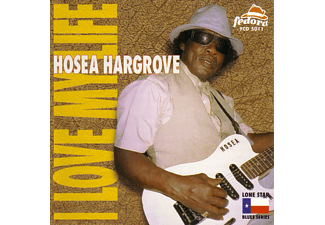 Hosea Hargrove - I Love My Life - (CD)