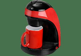 team kalorik cm 1007 r 1 tassen kaffeeautomat rot schwarz kaffeemaschinen media markt. Black Bedroom Furniture Sets. Home Design Ideas