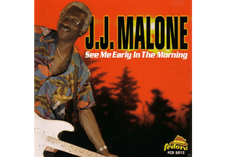 J.J. Malone - See Me Early In The Morning - (CD)