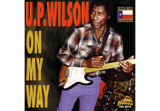 U.P. Wilson - On My Way - (CD)