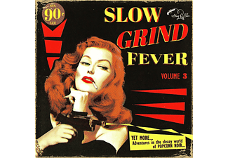 VARIOUS - Slow Grind Fever Vol. 3 - (CD)