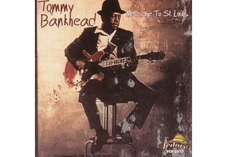 Tommy Bankhead - Message To St.Louis - (CD)