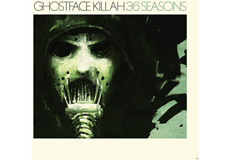 Ghostface Killah - 36 Seasons - (CD)