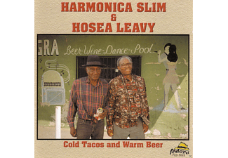 Harmonica Slim, Hosea Leavy - Cold Tacos And Warm Beer - (CD)