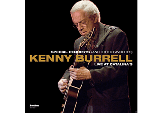 Kenny Burrell - Special Requests (And Other Favorites) - (Vinyl)
