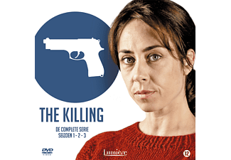The Killing - Seizoen 1 t/m 3 | DVD