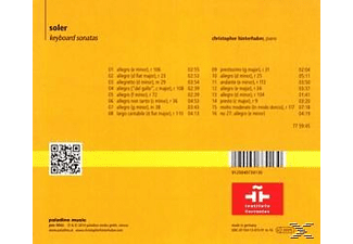 Hinterhuber Christopher - Klaviersonaten - (CD)