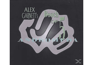 Alex And Bunch Of 5 Garnett - Andromeda - (CD)