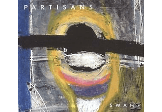 The Partisans - Swamp - (CD)