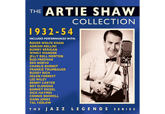 Bix Beiderbecke, VARIOUS - The Artie Shaw Collection 1932-54 [CD]