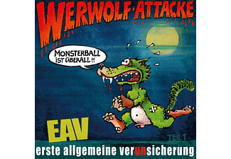 EAV - Werwolf-Attacke! (Monsterball Ist Überall...) [CD]
