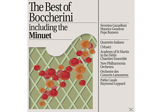 LEPPARD/NPO, VARIOUS - The Best Of Boccherini - (CD)