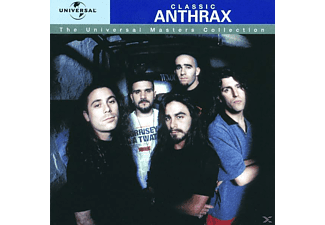 Anthrax - UNIVERSAL MASTERS COLLECTION [CD]