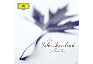 VARIOUS - The John Dowland Collection [CD]