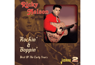 Rick Nelson - Rockin' & Boppin' - The Early Years (Original Recordings Rem [CD]