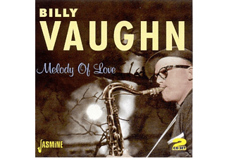 Billy Vaughn - Melody Of Love - (CD)