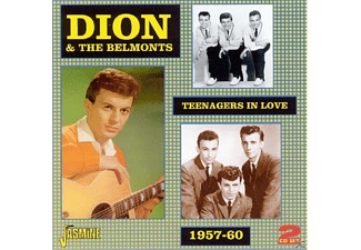Dion & The Belmonts, Dion & The Timberlanes - Teenagers In Love 1957-60 - (CD)