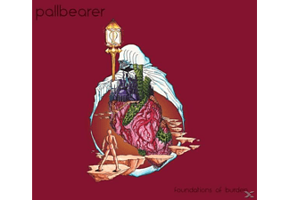 Pallbearer - Foundations Of Burden [CD]