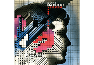 Soft Machine - Seven - (CD)