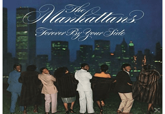 The Manhattans - Forever by your Side - (CD)