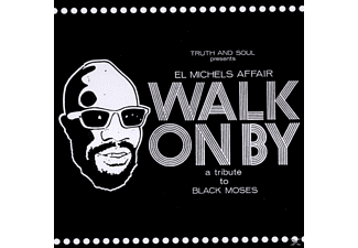 El Michels Affair - Walk On By: Tribute To Isaac Hayes - (CD)