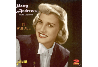 Patty Andrews - I'll Walk Alone - (CD)