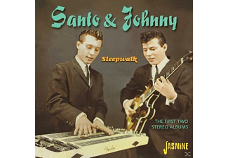 Santo & Johnny - Sleepwalk - (CD)