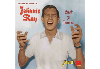 Johnnie Ray - Street Of Memories - (CD)